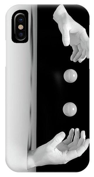Hand iPhone Case - Fall by Antonyus Bunjamin (abe)