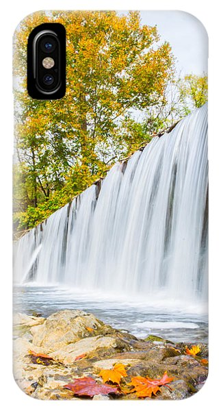 Fall At Buck Creek IPhone Case