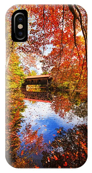 Fall At Waterloo IPhone Case