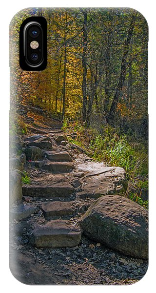 IPhone Case featuring the photograph West Fork At Oak Creek by Tam Ryan