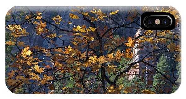 West Fork Tapestry IPhone Case