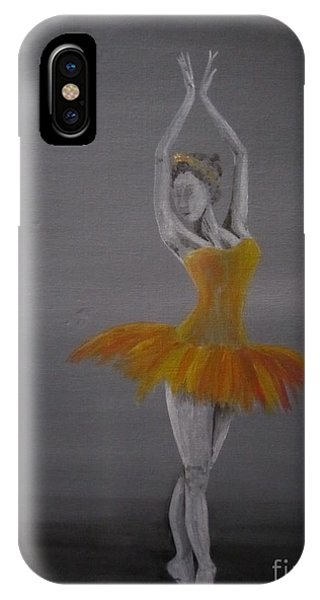 Fall Dancer 2 IPhone Case