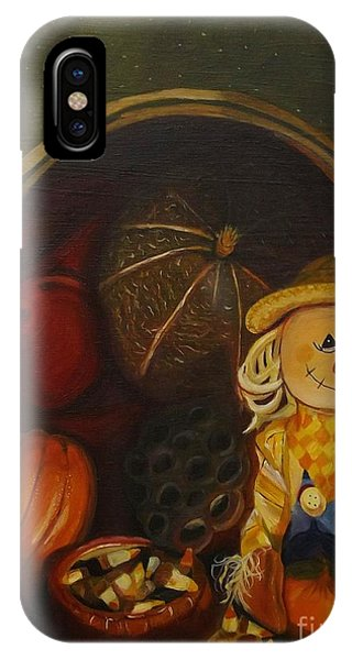 Fall Friend IPhone Case
