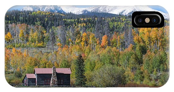 Fall In Summit County Phone Case by Andrew Serff