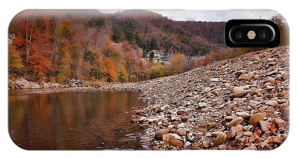 Fall In The Ozarks IPhone Case