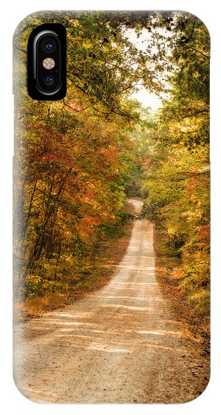 Fall Into Autumn IPhone Case