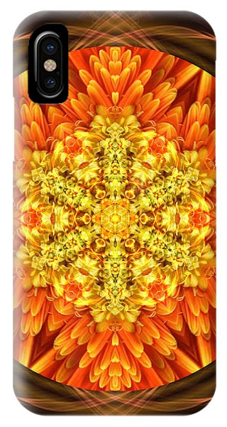 iPhone Case - Fall Nature Spirit by Alicia Kent