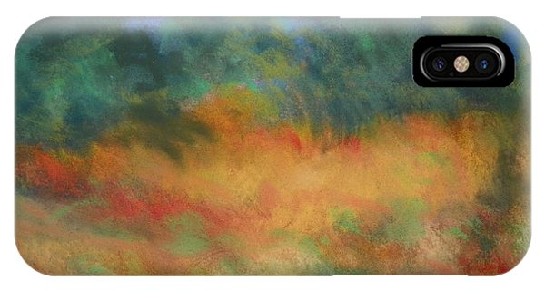 Fall Tonal Landscape IPhone Case