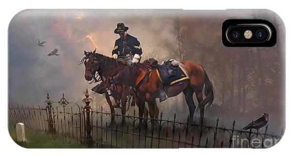 Fallen Comrade IPhone Case