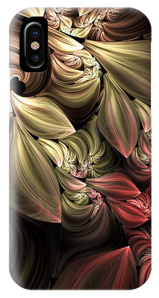 Fallen From Grace Abstract IPhone Case