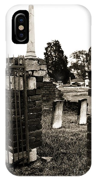 IPhone Case featuring the photograph Falling Away by Heather Roper