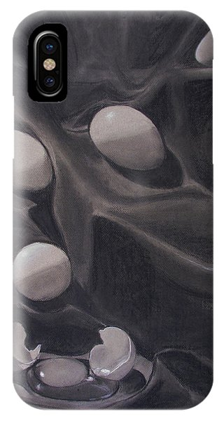 Falling Eggs IPhone Case