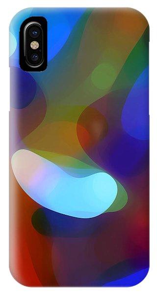 Falling Light IPhone Case