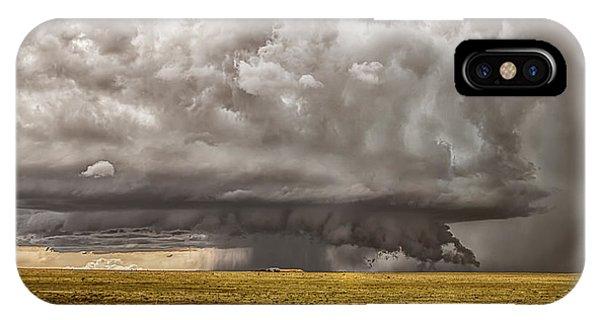 Falling Sky IPhone Case
