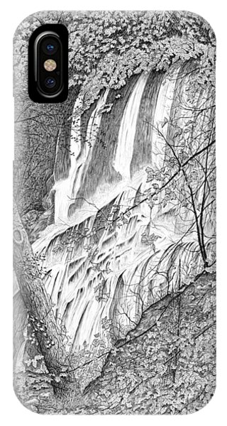 Falls IPhone Case