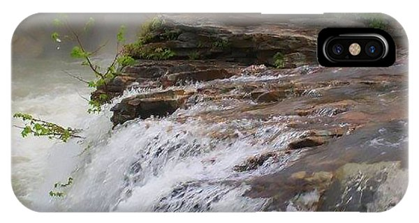 Falls Of Alabama IPhone Case