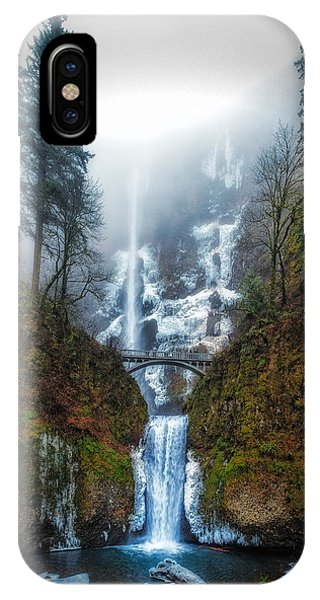 Falls Of Heaven IPhone Case