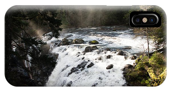 Waterfall Magic IPhone Case