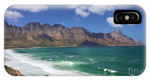 IPhone Case featuring the photograph False Bay Drive by Jeremy Hayden