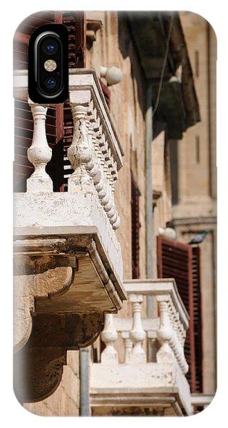 Famagusta Balconies IPhone Case