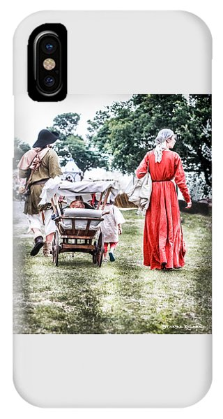 IPhone Case featuring the photograph Family Rollin' by Stwayne Keubrick