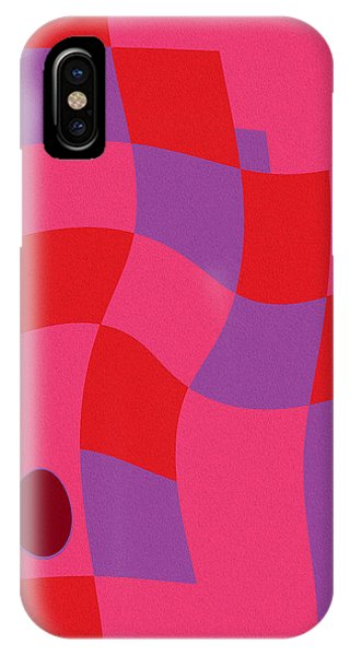 Family Values Squared Skewed IPhone Case