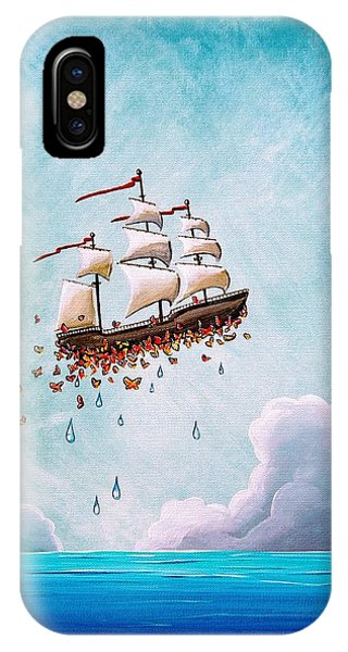 Imagination iPhone Case - Fantastic Voyage by Cindy Thornton