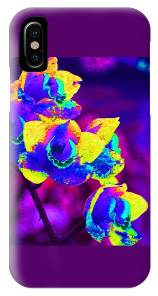 Fantasy Orchids 2 IPhone Case