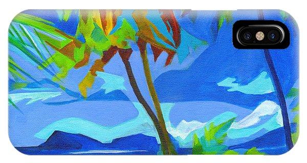 Dream Islands. Maui IPhone Case