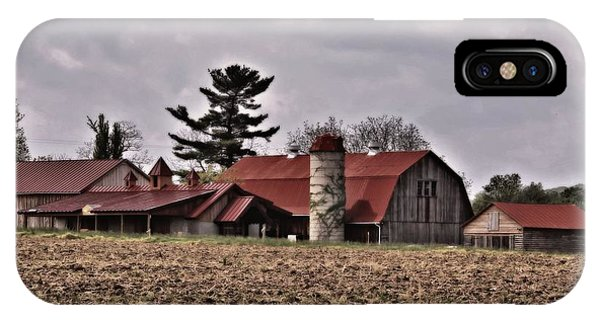 Farm 2 IPhone Case