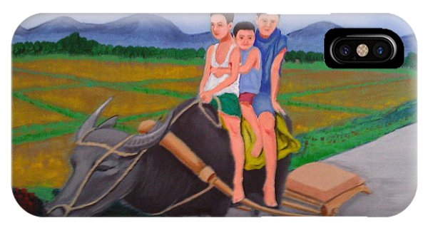 Farm Boys IPhone Case