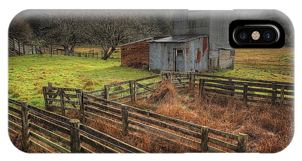Farm Shed IPhone Case