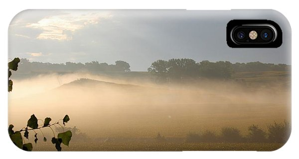 Farm Morning By Angieclementine Phone Case by Angie Phillips
