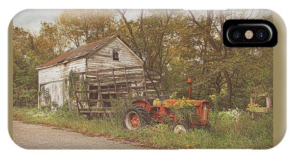 Farm Still Life IPhone Case