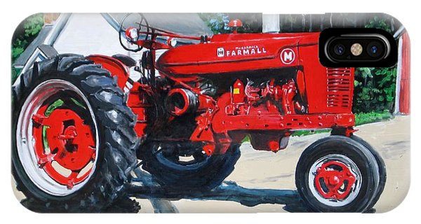 Farmall M IPhone Case
