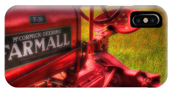 Farmall Morning IPhone Case