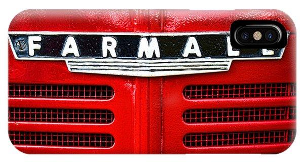 Farmall IPhone Case