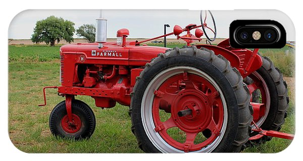 Farmall IPhone Case