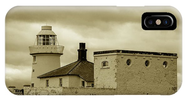 Farne Lighthouse IPhone Case