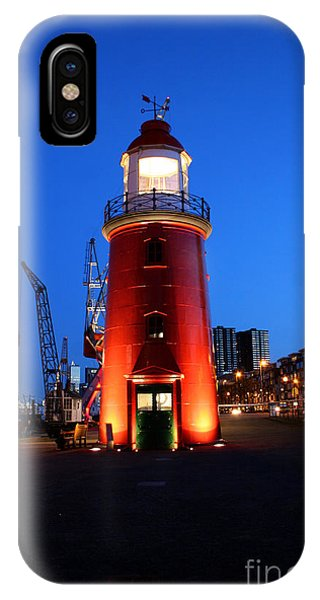 Faro Museo De Rotterdam Holland IPhone Case