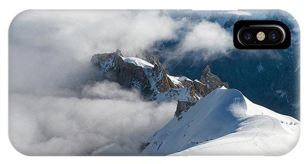 Fascinating Alpine World Chamonix IPhone Case