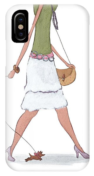 Fashion Phone Case by Christy Beckwith