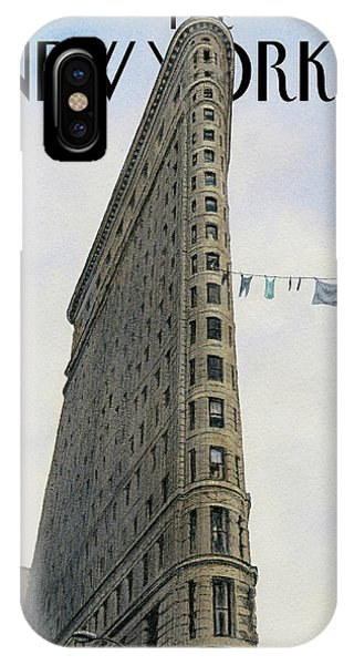 Fashion District IPhone Case