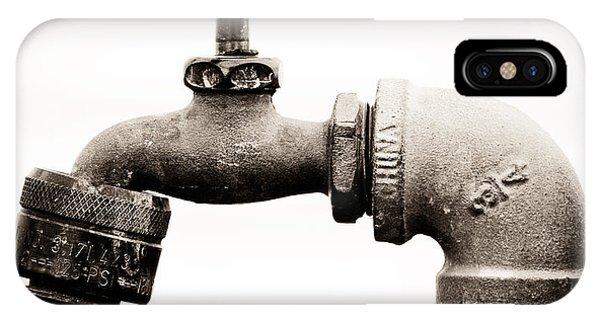 Faucet #2 IPhone Case