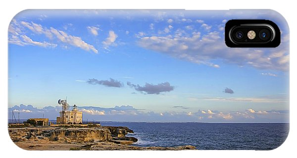 Favignana - Lighthouse IPhone Case
