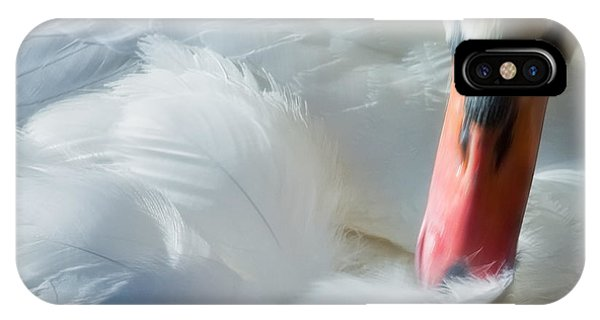 Feather Flufifng IPhone Case