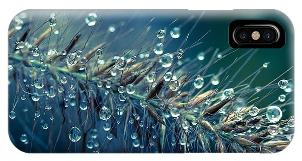 Feather Grass Dance  IPhone Case