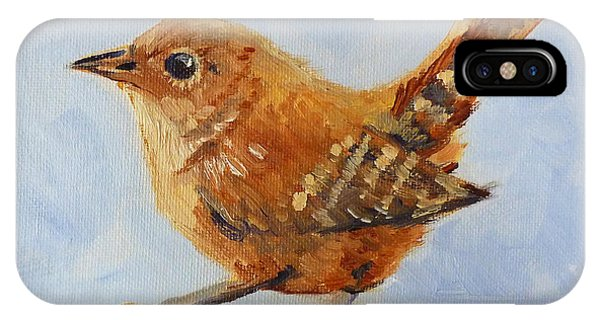 Starlings iPhone Case - Feathered by Nancy Merkle