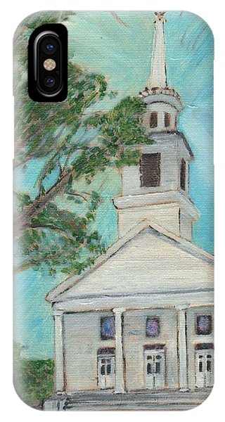 Federated Church IPhone Case