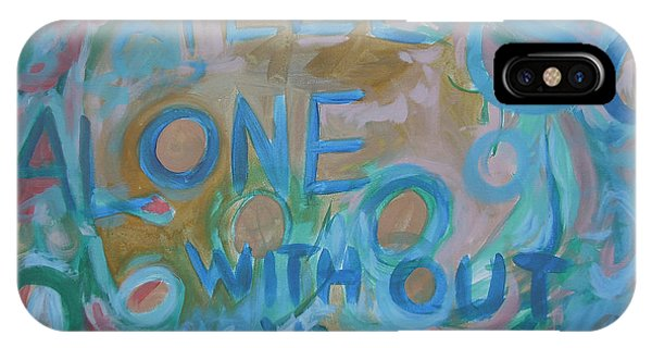 Feel One With You IPhone Case